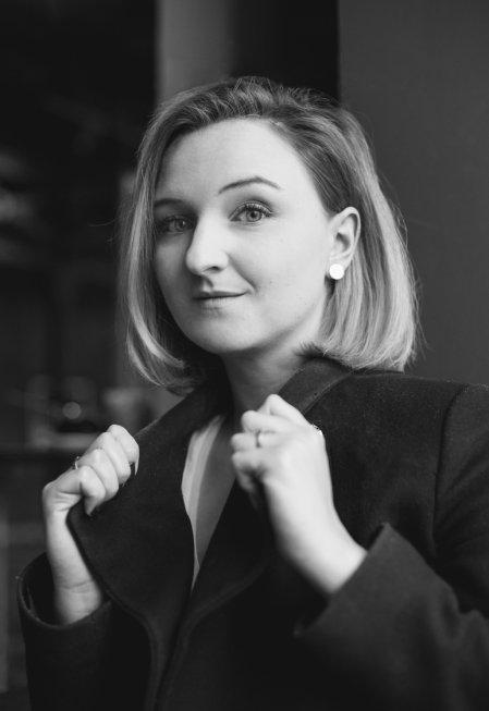 Marta Panfil z agencji kreatywnej FIKA. Foto: materiały prasowe.