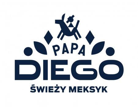 Logo Papa Diego. Foto: materiały prasowe.