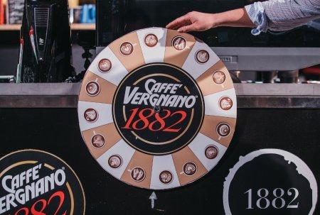 Caffe Vergnano. Foto: materiały prasowe.