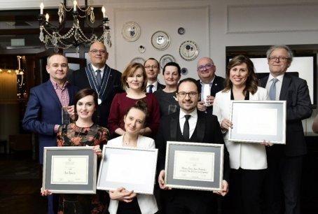 Laureaci nagród Akademii Gastronomicznej. Foto: Daniel Miśko – Miśko Collective.