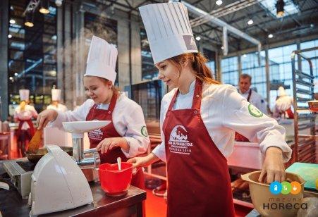 """Konkurs \""""Drób na polskim stole"""" podczas targów Mazury HoReCa. Foto: materiały prasowe."""