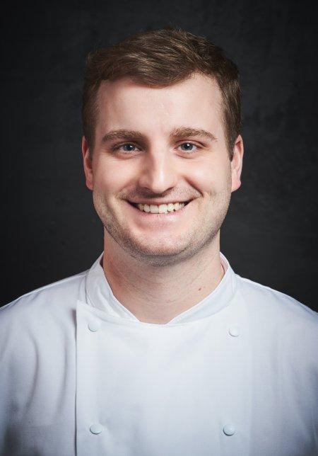 Michał Gniadek, nowy szef kuchni restauracji Zoni. Zdjęcie: Grzegorz Ciepiel