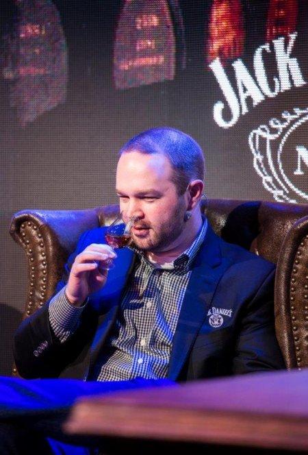 Chris Fletcher, Asistant Master Distiller Jack Daniel's. Foto: materiały prasowe.