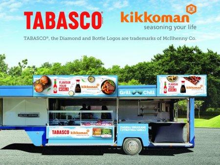 Foodtuck TABASCO i Kikkoman. Foto: materiały prasowe.
