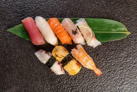 Nigiri Sushi Set. Foto: materiały prasowe.