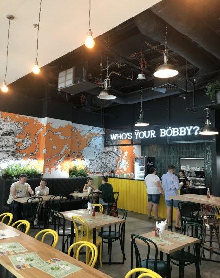 Bobby Burger w Galerii Młociny. Foto: materiały prasowe.