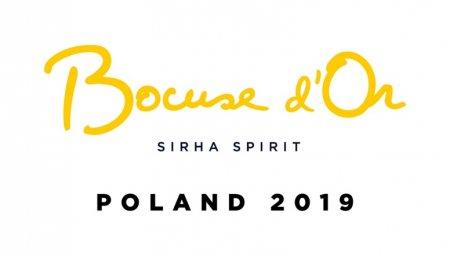 Logo konkursu Bocuse d'Or. Foto: materiały prasowe.