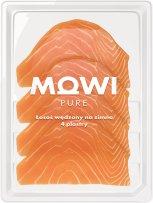 MOWI Pure Łosoś wędzony na zimno, 100 g, 4 porcje. Foto: materiały prasowe.