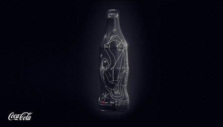 Butelka projektu Karola Radziszewskiego. Foto: materiały prasowe.