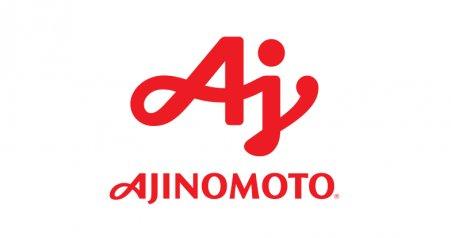 Logo Ajinomoto. Foto: materiały prasowe.