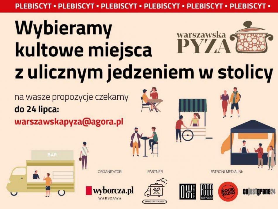 Warszawska Pyza 2019 Wydarzenia Otwarte Ouichefpl