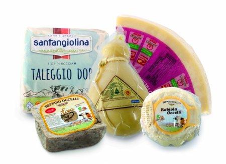 Włoskie sery od Farutex. Foto: materiały prasowe.