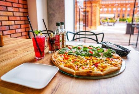 Pizzeria Stopiątka in Italia w łódzkiej Manufakturze. Zdjęcie: materiały prasowe.