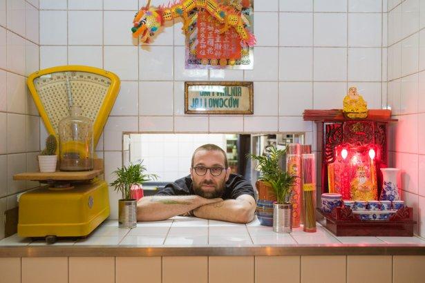 Jan Pawlak. Foto: Bartosz Dziamski.