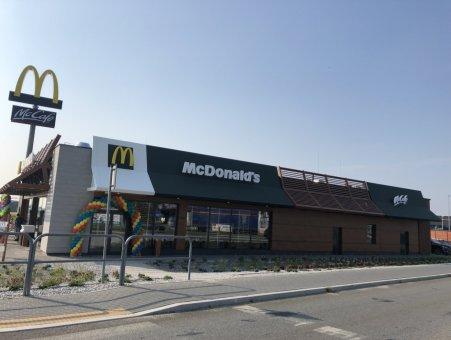 Nowa restauracja McDonald's w Zatorze. Foto: materiały prasowe.