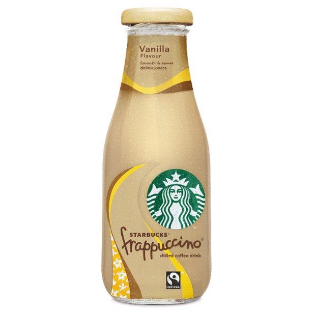 Starbucks frappuccino. Foto: materiały prasowe.
