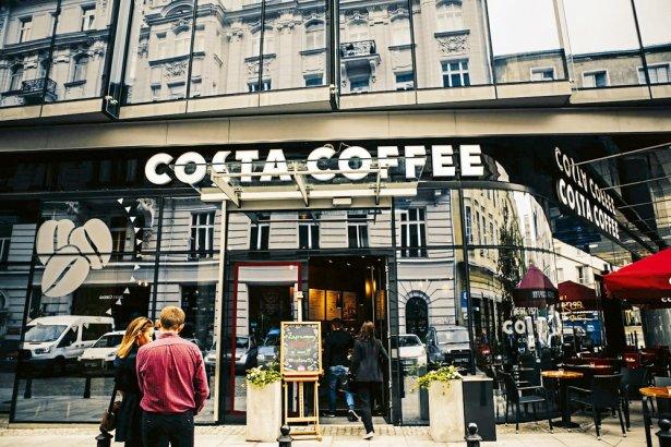 Costa Coffee. Foto: materiały prasowe.
