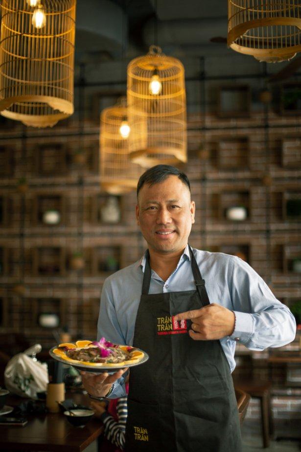Vinh Quang Tran. Foto: materiały prasowe restauracji.