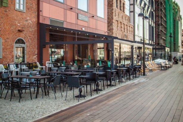 Słony Spichlerz. Foto: materiały prasowe restauracji.