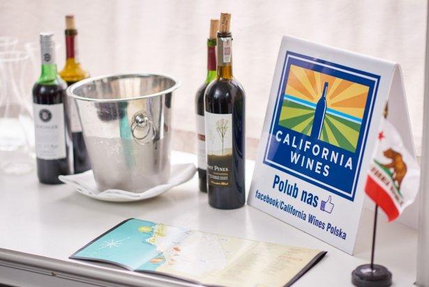 California Wines. Foto: Marcin Cedzyński.