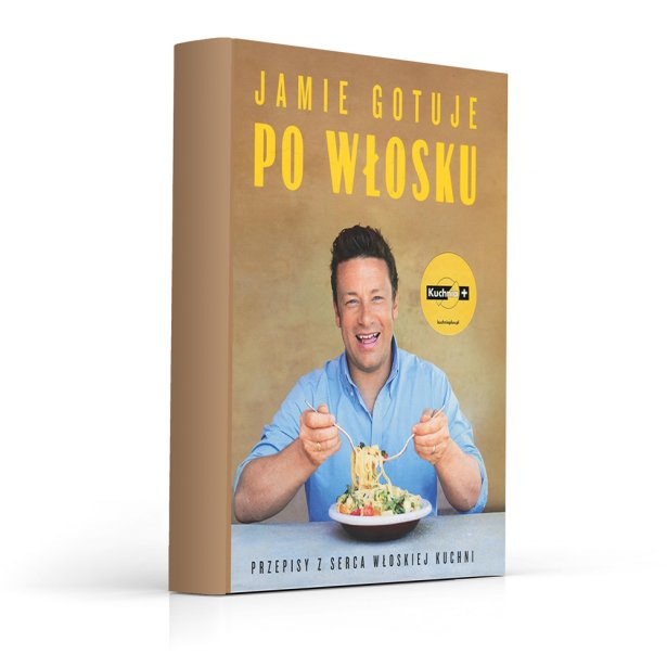 """""""Jamie gotuje po włosku"""". Foto: materiały prasowe."""