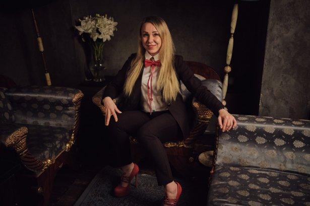 Kamila Dzierżawska. Foto: Michał Radwański.