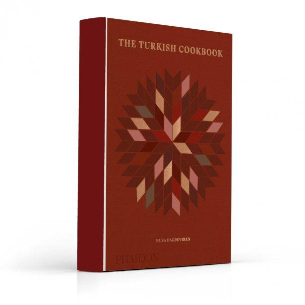 "Książka \""The Turkish Cookbook"" Musy Daǧdevirena. Foto: materiały prasowe."