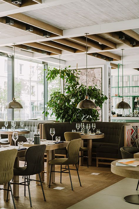 Magari, Hotel Puro. Foto: PION Studio.