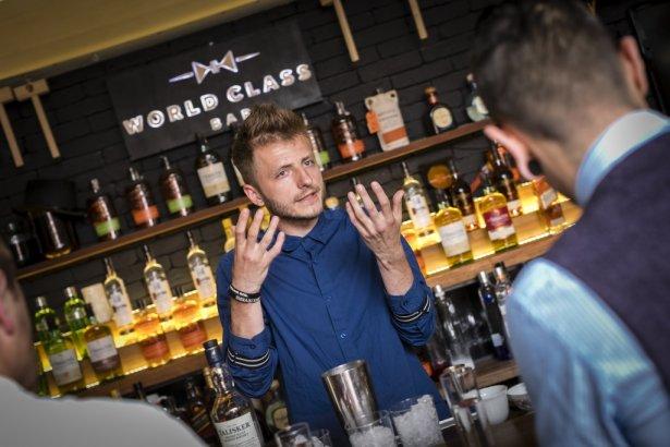 Łukasz Chodacki. Foto: World Class.