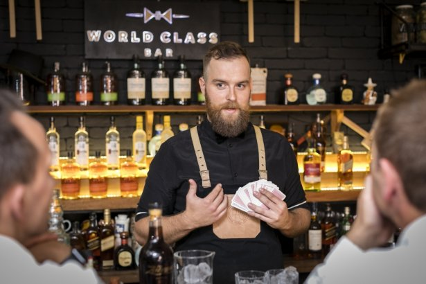 Piotr Mężeński. Foto: World Class.