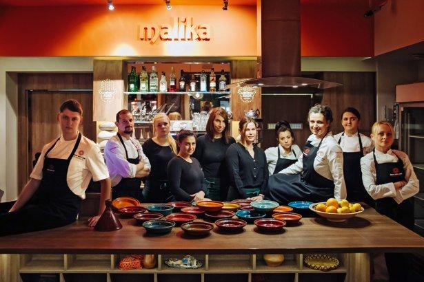 Zespól restaruacji Malika. Foto: Renata Dąbrowska.