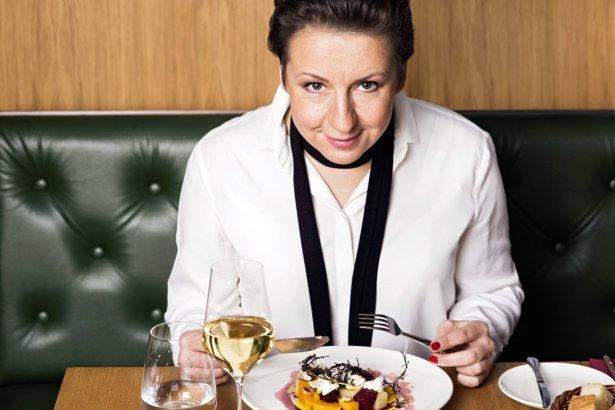 Justyna Adamczyk. Foto: Edyta Chachulska.