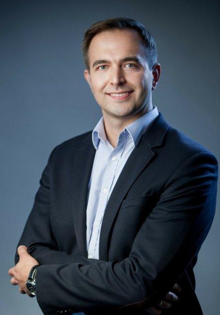 Jakub Pietraszek, General Manager w Uber Eats Polska. Foto: materiały prasowe.