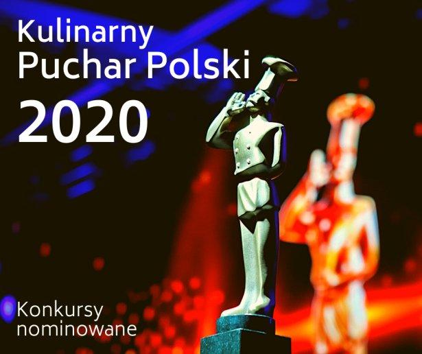 Kulinarny Puchar Polski 2020. Zdjecie: materiały prasowe.