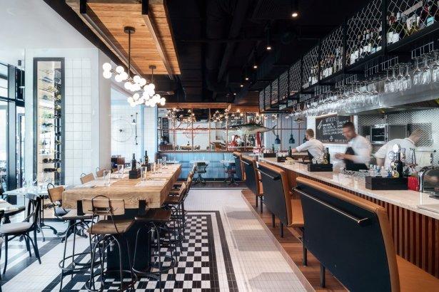 Seafood Station Restaurant, Bar & Grill. Foto: materiały prasowe.