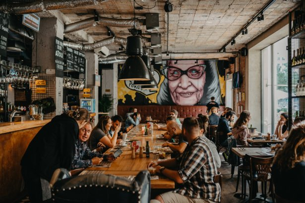 Restauracja Aioli. Foto: materiały prasowe.