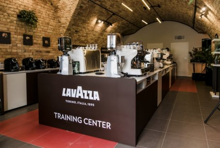 Centrum Szkoleniowe Lavazza w Warszawie. Foto: materiały prasowe.