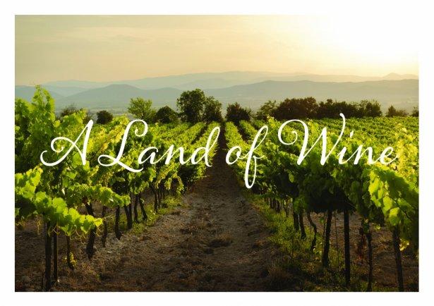 A Land of Wine. Zdjęcie: materiały prasowe.