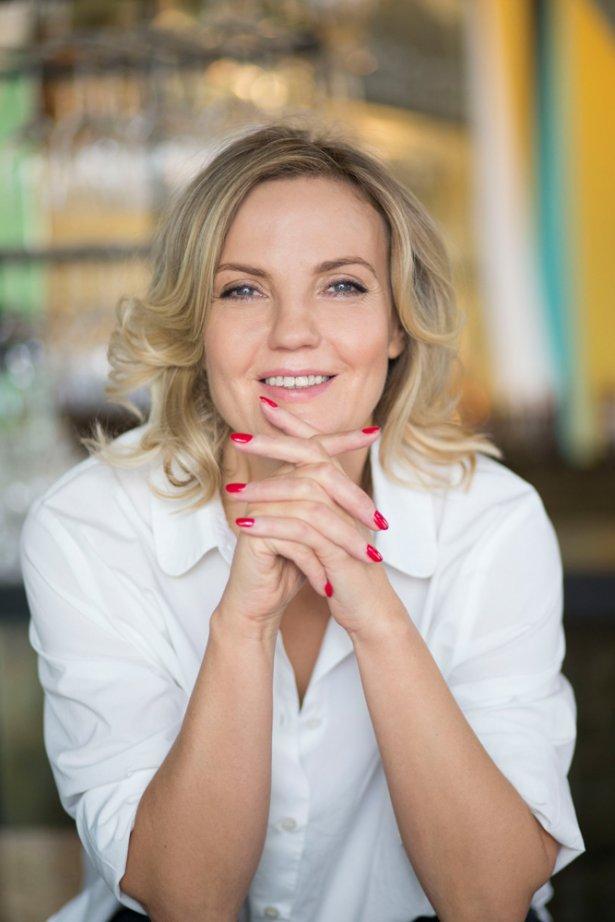 Beata Gawęda. Foto: materiały prasowe.