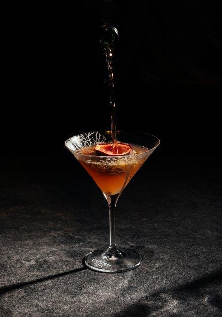 Powitalny koktajl Bell Martini. Foto: materiały prasowe.