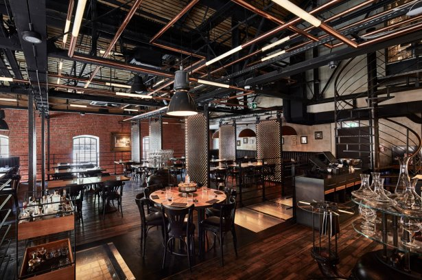Restauracja Zoni. Foto: materiały prasowe.