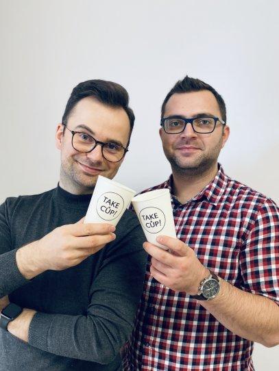 Adrian i Adam Golonka, założyciele projektu. Foto: materiały prasowe.
