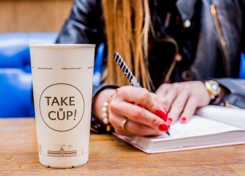 Take!cup. Foto: materiały prasowe.
