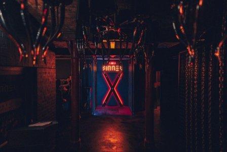 Klub muzyczny Sinner. Foto: materiały prasowe.