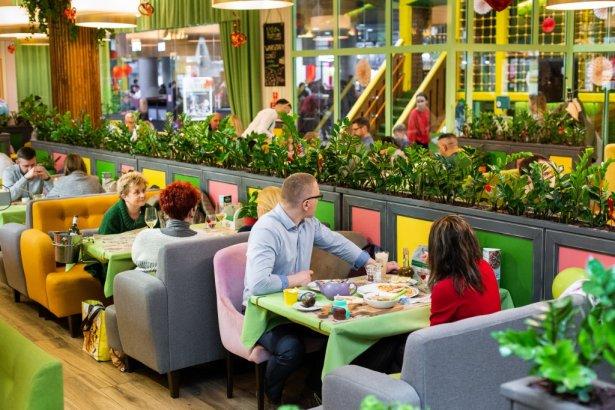 Pesto Cafe w Galerii Młociny. Zdjęcia: materiały prasowe.