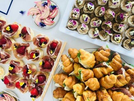 Przykładowa realizacja cateringu. Foto: materiały prasowe.