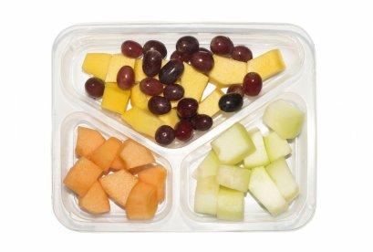 Krojone owoce marki FructoFresh. Foto: materiały prasowe.