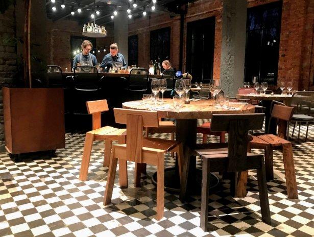 Restauracja Forty. Foto: Monika Jankowska-Kapica.