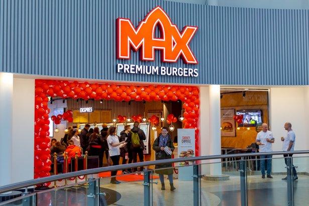 Max Premium Burgers. Foto: materiały prasowe.