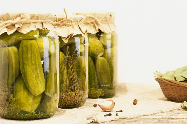 Kiszone ogórki. Zdjęcie: Shutterstock.com